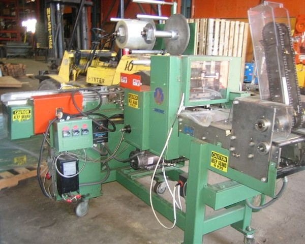 SCANDIA OVERWRAPPER MDL 607RE 120 PACKAGES/MIN