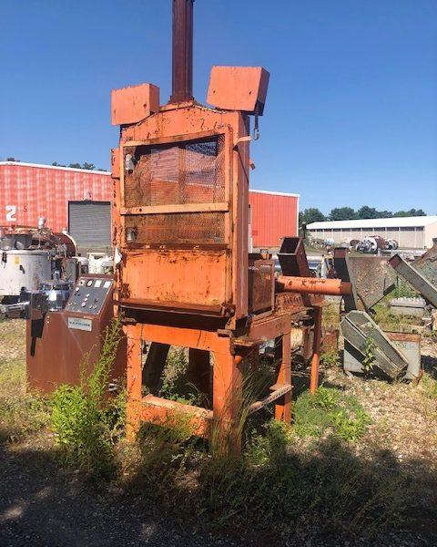29″ Wide Spadone Hydraulic Guillotine Cutter