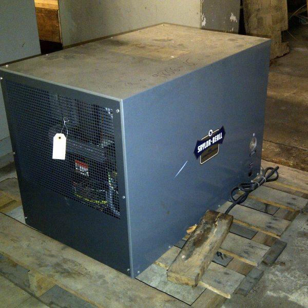 70 CFM 100 PSI   15 HP SYLOR BEAL AIR DRYER