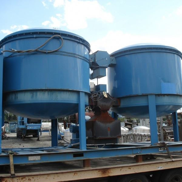 9000 Lb. Novatec Model MPC3000 Desiccant Dryer