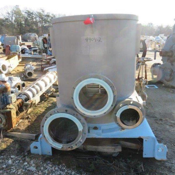 Valmet T9 Stainless Steel Delta Stainless Steel Pressure Screen