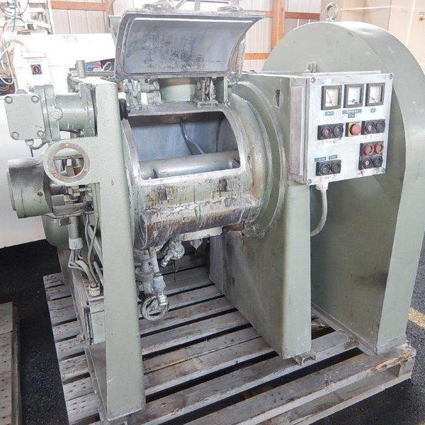 100 Liter Draiswerke Model TS100 Turbulent Mixer