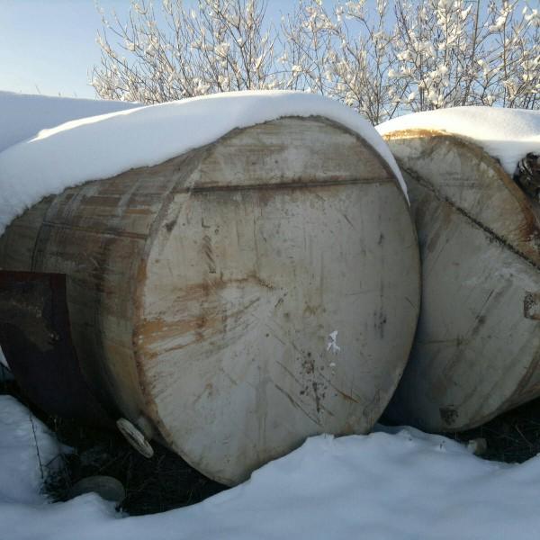 4000 Liters Stainless Steel Tank