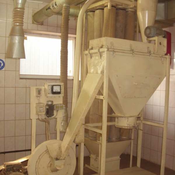 MILL HERBAL 120KG/H
