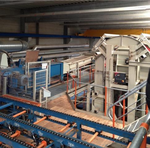 Precast Concrete Production Plant, 100,000 M2