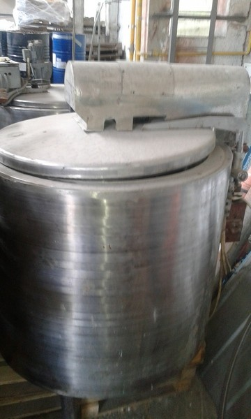 630 Litres Stainless Steel Mixing Vessel