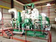 21000 kW 362 PSI Thermodyne Condensing Turbogenerator Set