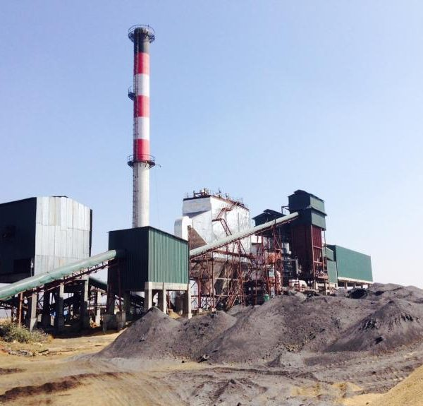 12000 kW 82 Bar Coal Fired Power Plant