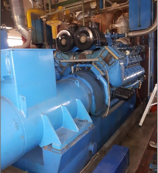 Buy and Sell Used Gas Engine Driven Generators | Perry