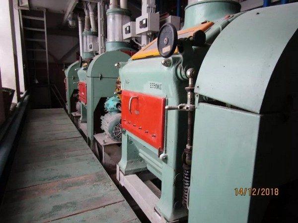 Flour Milling Line 30 TPD