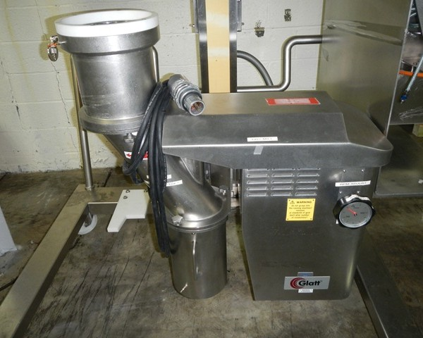 Glatt GS180 Stainless Steel Quick Sieve Mill