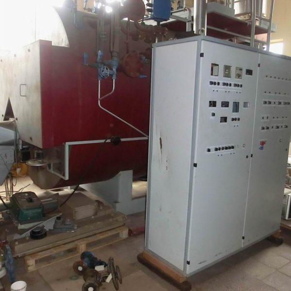 4000 Kg/Hour První Brněnská Strojírna Boiler