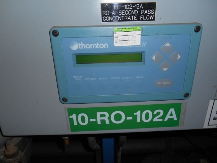 used us filter model 876c2f reverse osmosis system