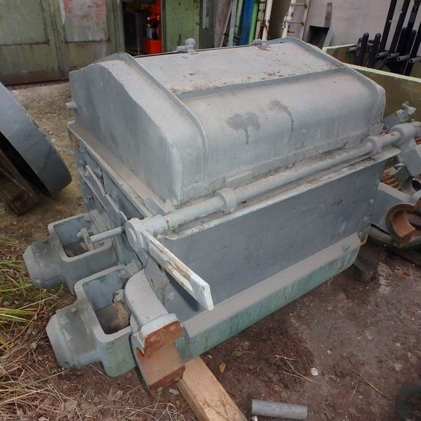 300 Litre WP Stainless Steel Sigma Blade Double Arm Mixer