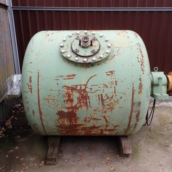 47″ X 50″ Netzsch Carbon Steel Ball Mill
