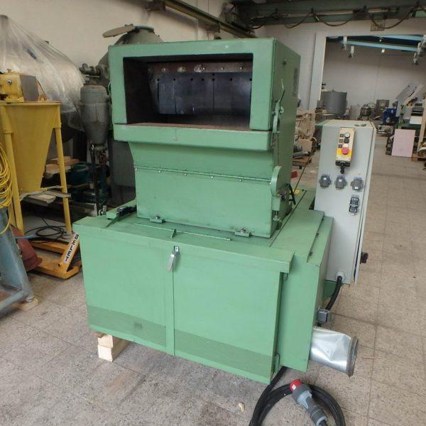40 HP Rapid Model 640 KU Cutting Granulator