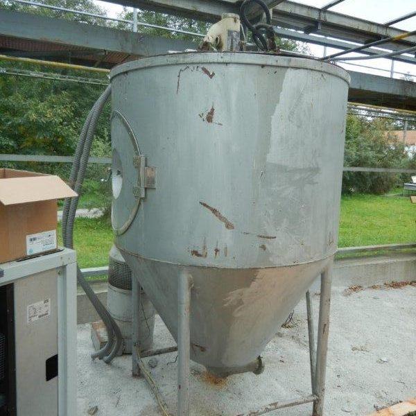 3'3″ X 6′ Stainless Steel Niro Minor Spray Dryer