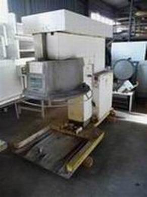 66 Gallon 15 HP Topos Stainless Steel Change Can Planetary Mixer