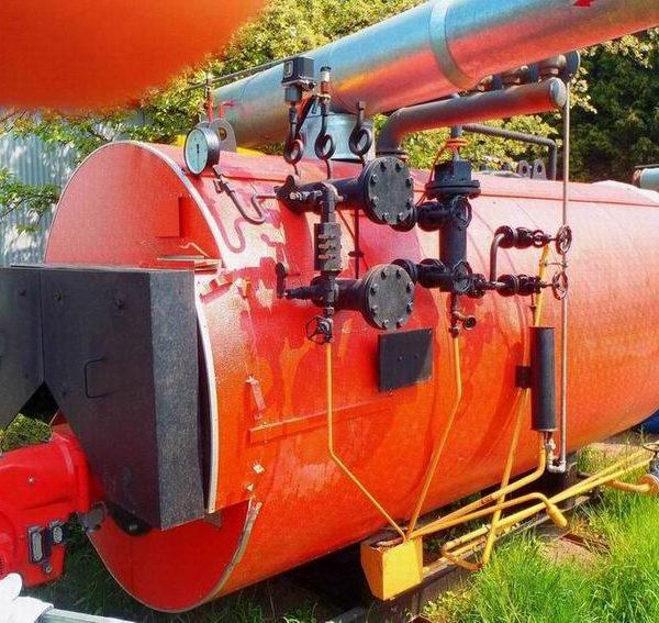Pv Roučka Low Pressure Boiler