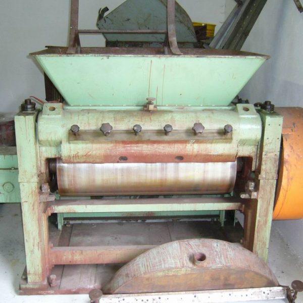 1000 x 400 mm One Roller Mill Buzuluk MOA 2