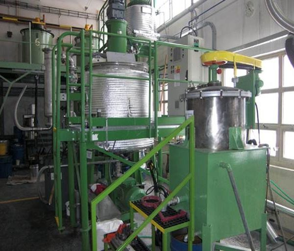 1500 Litre, 1 Bar Internal, 3 Bar Jacket, Stainless Steel Reactor Process Vessel