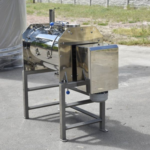 100 Liter Stainless Steel Ploughshare Mixer