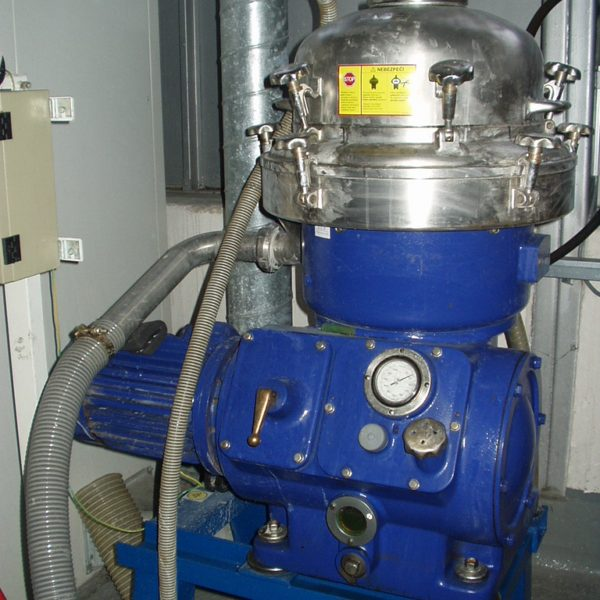 Alfa Laval Model BRPX 207-34S Stainless Steel Clarifier Centrifuge