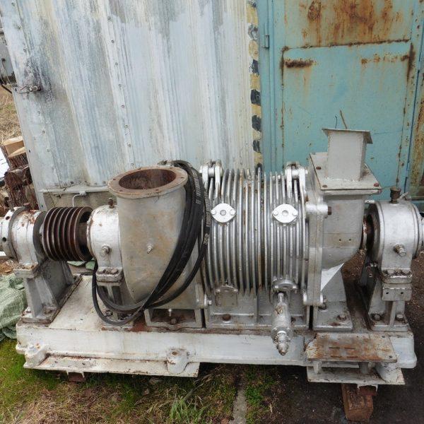 Hosokawa Super Micron Mill Model M502NC
