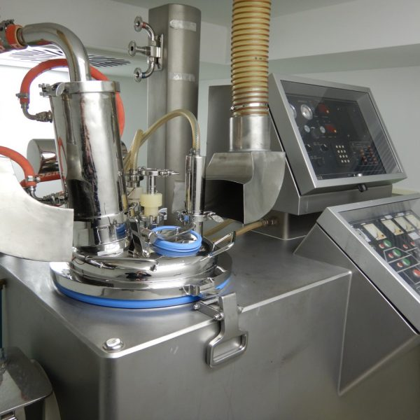 65 Litre TK Fielder Model PMA 65/2 Stainless Steel Mixer Granulator
