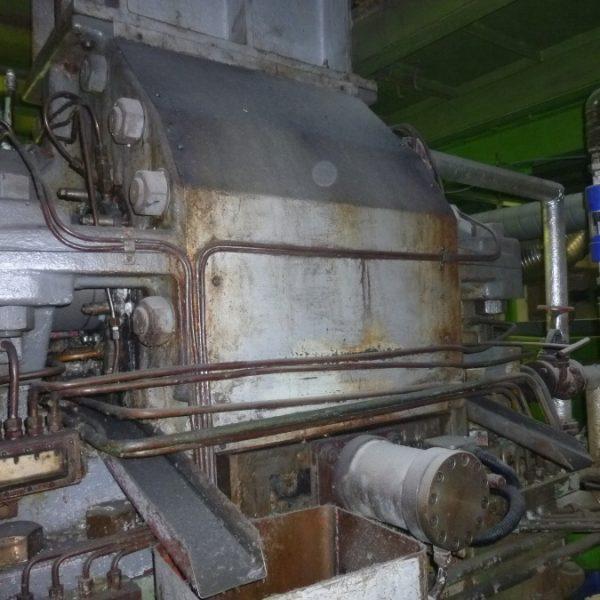 Buzuluk Type 14391 Rubber Mixer