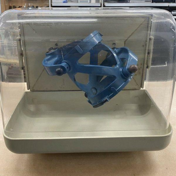 0.1 Cubic Foot WAB Turbula T2F Laboratory Powder Mixer Blender