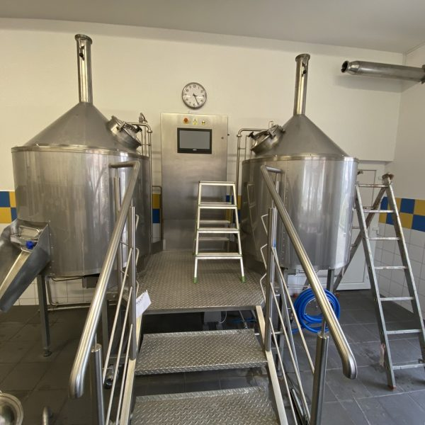 500 l Beer Brewery System