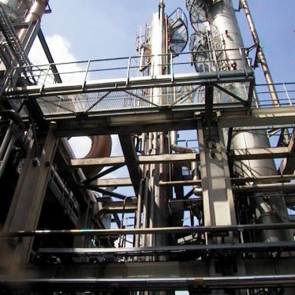 Plant - Industrial Inorganic Chemicals