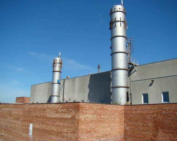 120,000  ton per year cellulose plant