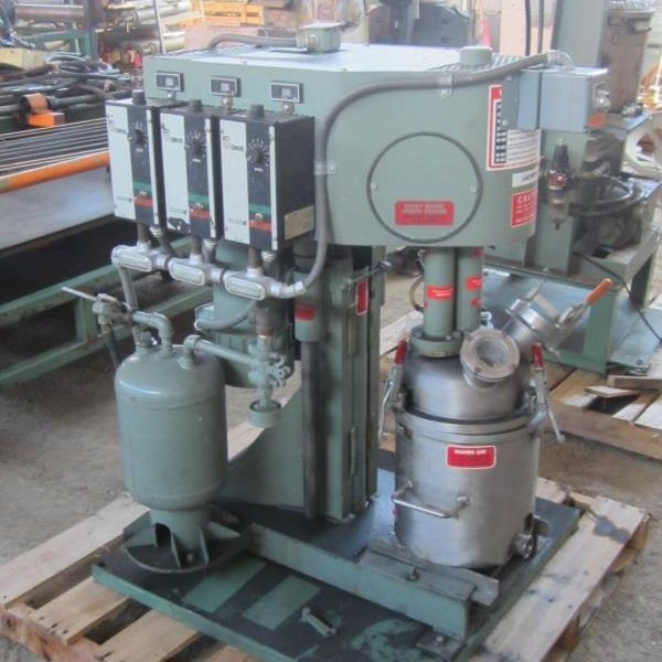 Myers Model V550/500 Dispesion Mixer