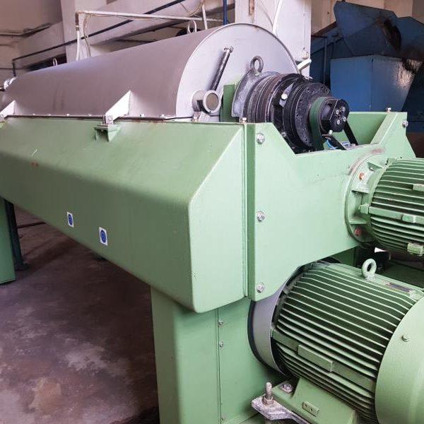 Westfalia CA501-01-02 Decanter Centrifuge