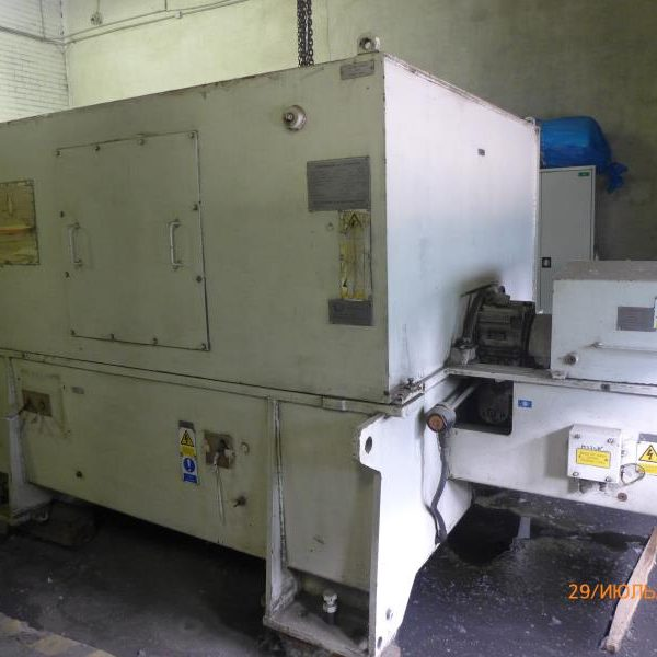 Used Generator GEC Alsthom with the electrical output of 5110 KW