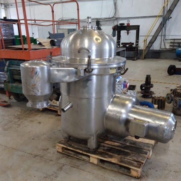 Westfalia SAMR15036 Stainless Steel Automatic Desludging Disc Centrifuge