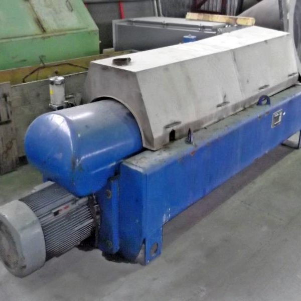 Flottweg Z4D-4/454 420mm Dia Decanter Centrifuge