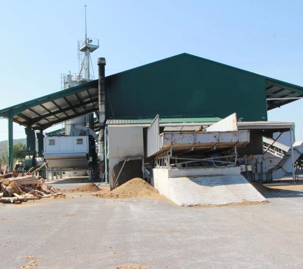 Pellet Plant, 3 tons/hour, Amandus Kahl