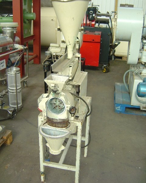 Alpine type A100P Colloidal Mill