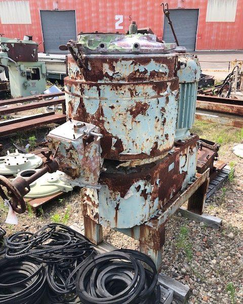 150 Litre Henschel Model FM150 Stainless Steel High Speed Mixer