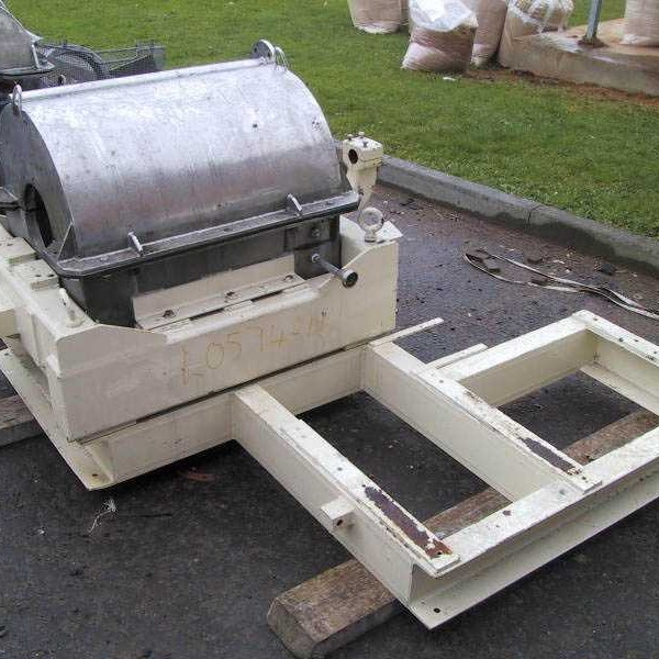 SHARPLES      P2000V CIP FRAME/CASING/BEDPLATE