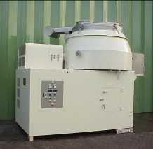 1,200 Litre Fukae-Powtec Model F3-GC-1200J 304 Stainless Steel Mixer Granulator