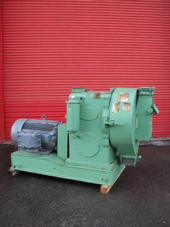 150 HP California Pellet Mill CPM Century