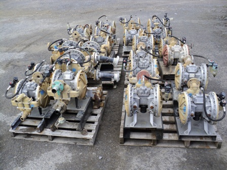 Used 1 sanpiper warren rupp type st40 sgv 4 ss double diaphragm 1 sanpiper warren rupp type st40 sgv 4 ss double diaphragm pump ccuart Image collections