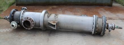 18.4 Sq. M. Euro Barna De Calderia Vertical Shell and Tube Heat Exchanger