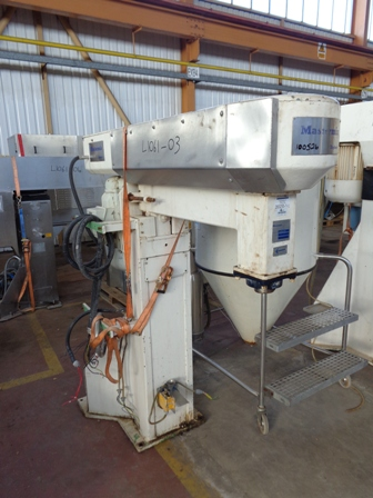 900 Litre Mastermix 316L Stainless Steel High Shear Mixing Vessel