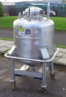 500 Litre 316 Stainless Steel Tank