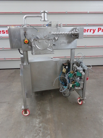 3.3 HP Stainless Steel Fitzpatrick Model VFS D6A Fitzmill